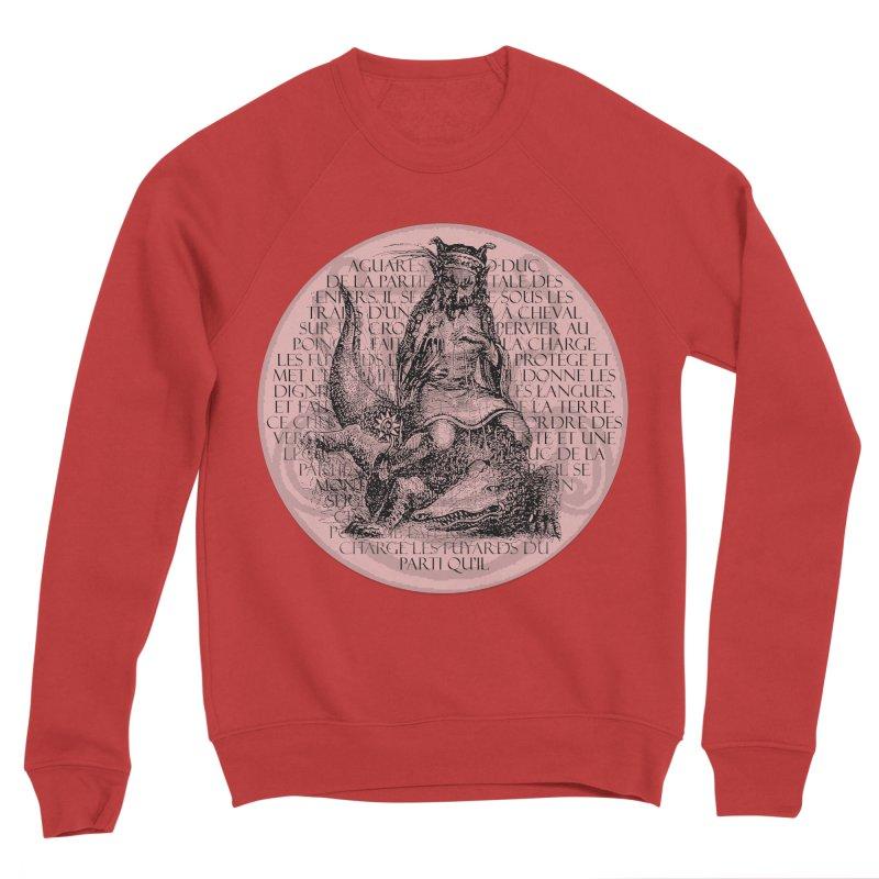 Hierarchia Inferni - Aguares Women's Sponge Fleece Sweatshirt by lostsigil's Artist Shop