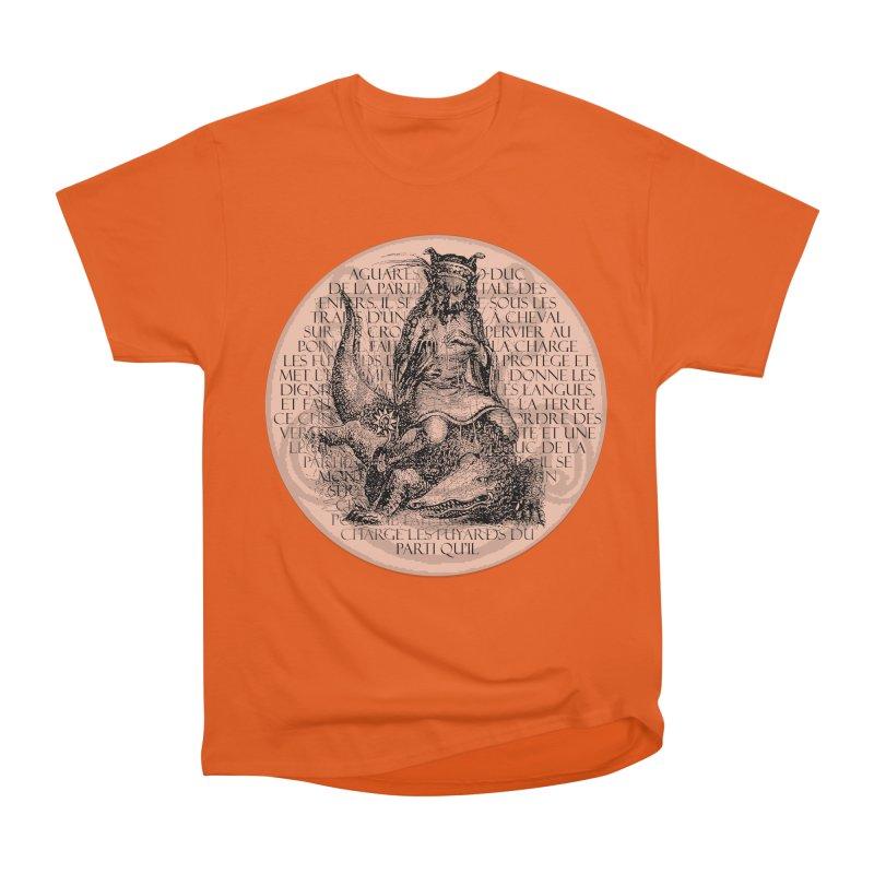 Hierarchia Inferni - Aguares Women's Heavyweight Unisex T-Shirt by lostsigil's Artist Shop