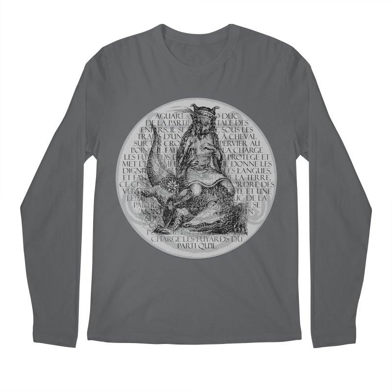 Hierarchia Inferni - Aguares Men's Regular Longsleeve T-Shirt by lostsigil's Artist Shop