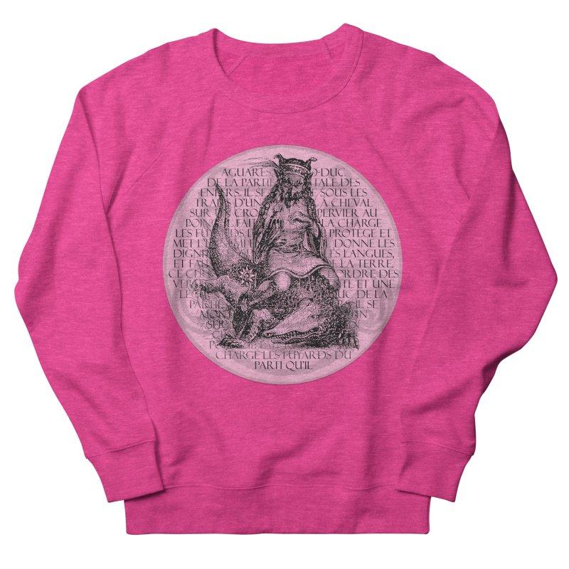 Hierarchia Inferni - Aguares Men's French Terry Sweatshirt by lostsigil's Artist Shop