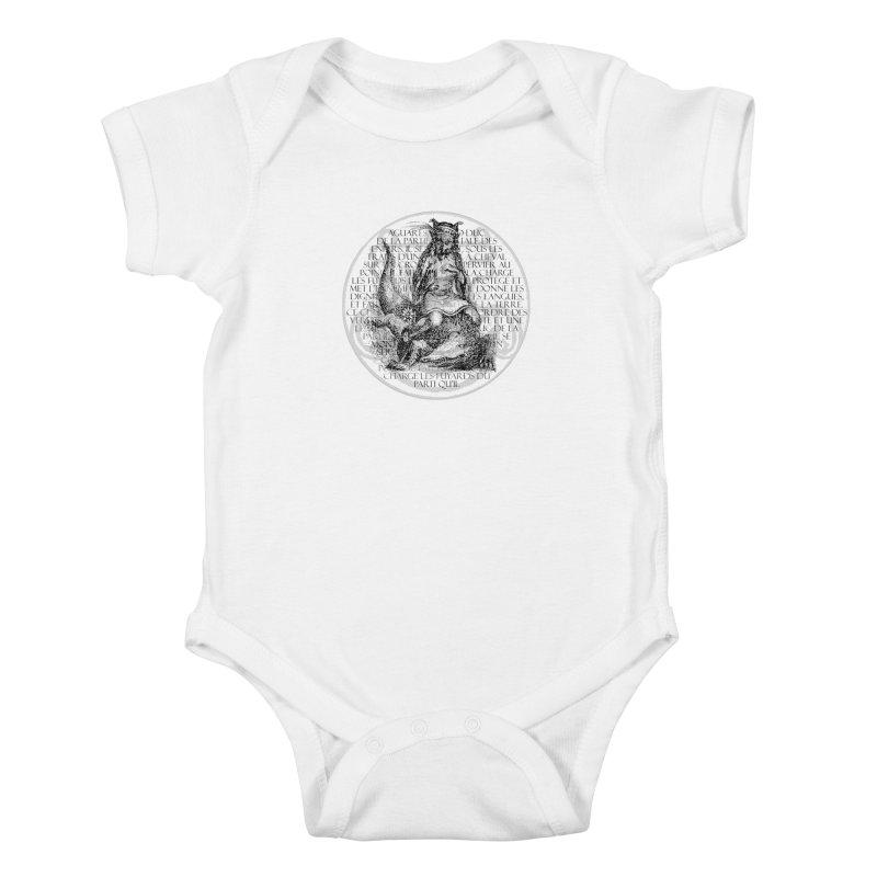 Hierarchia Inferni - Aguares Kids Baby Bodysuit by lostsigil's Artist Shop