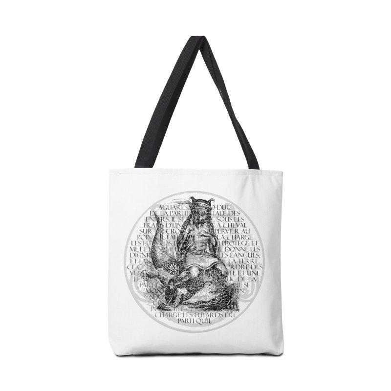 Hierarchia Inferni - Aguares Accessories Tote Bag Bag by lostsigil's Artist Shop