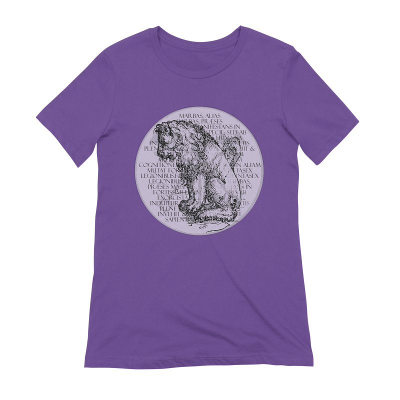 Hierarchia Inferni - Marbas Women's Extra Soft T-Shirt by lostsigil's Artist Shop