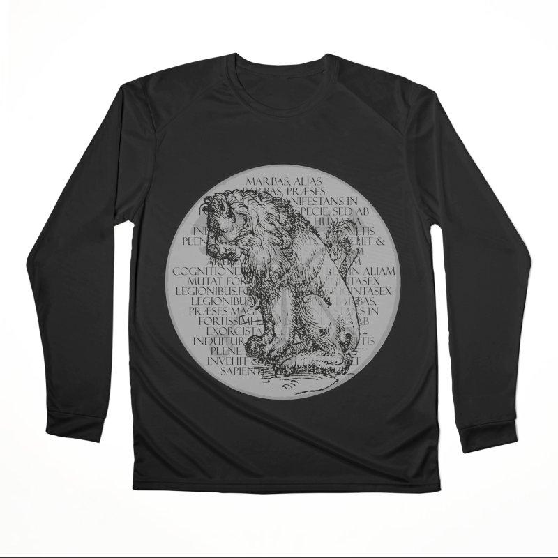 Hierarchia Inferni - Marbas Women's Performance Unisex Longsleeve T-Shirt by lostsigil's Artist Shop