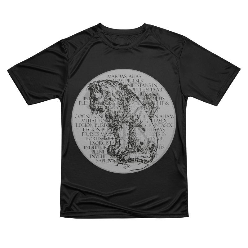 Hierarchia Inferni - Marbas Women's Performance Unisex T-Shirt by lostsigil's Artist Shop