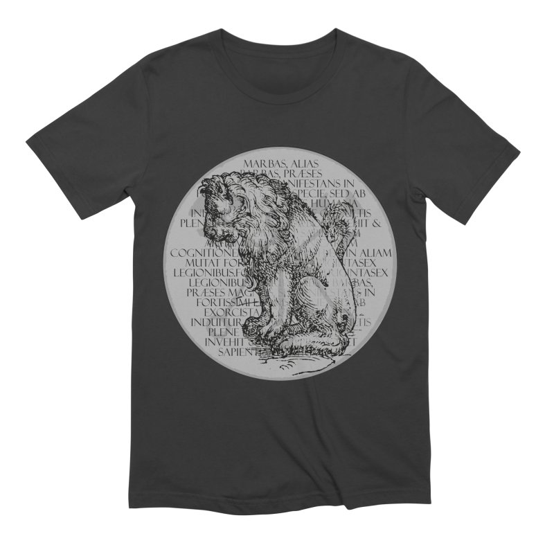 Hierarchia Inferni - Marbas Men's Extra Soft T-Shirt by lostsigil's Artist Shop