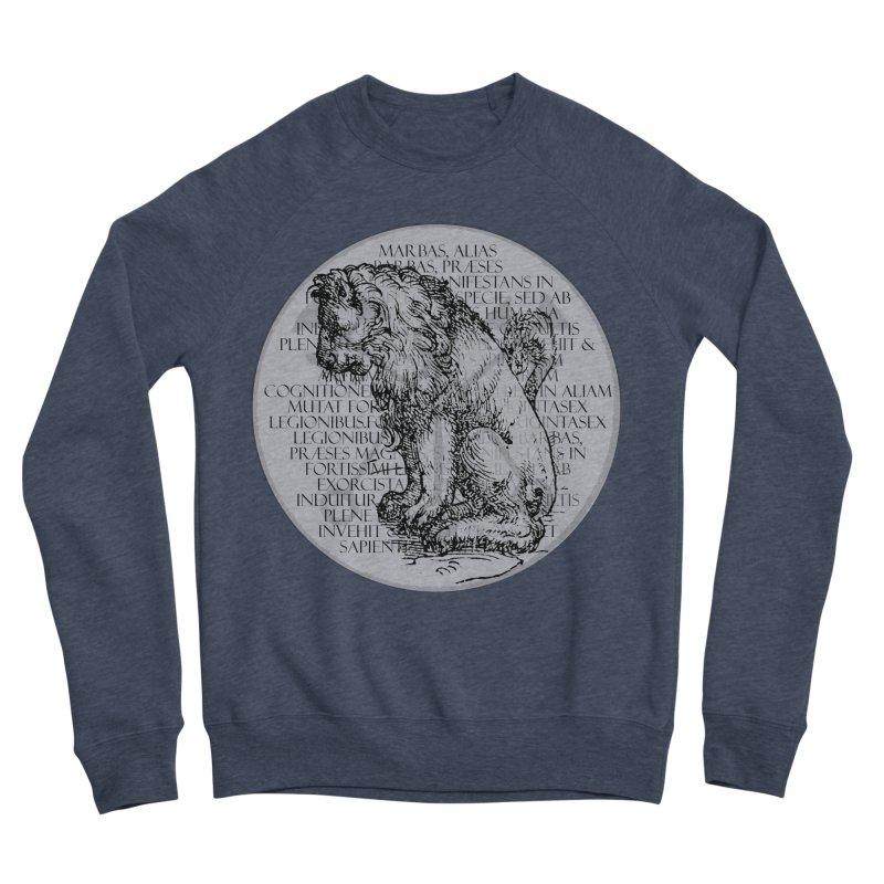 Hierarchia Inferni - Marbas Women's Sponge Fleece Sweatshirt by lostsigil's Artist Shop
