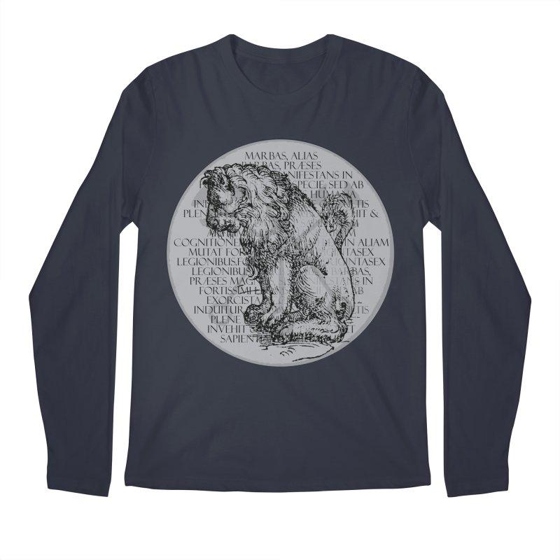 Hierarchia Inferni - Marbas Men's Regular Longsleeve T-Shirt by lostsigil's Artist Shop