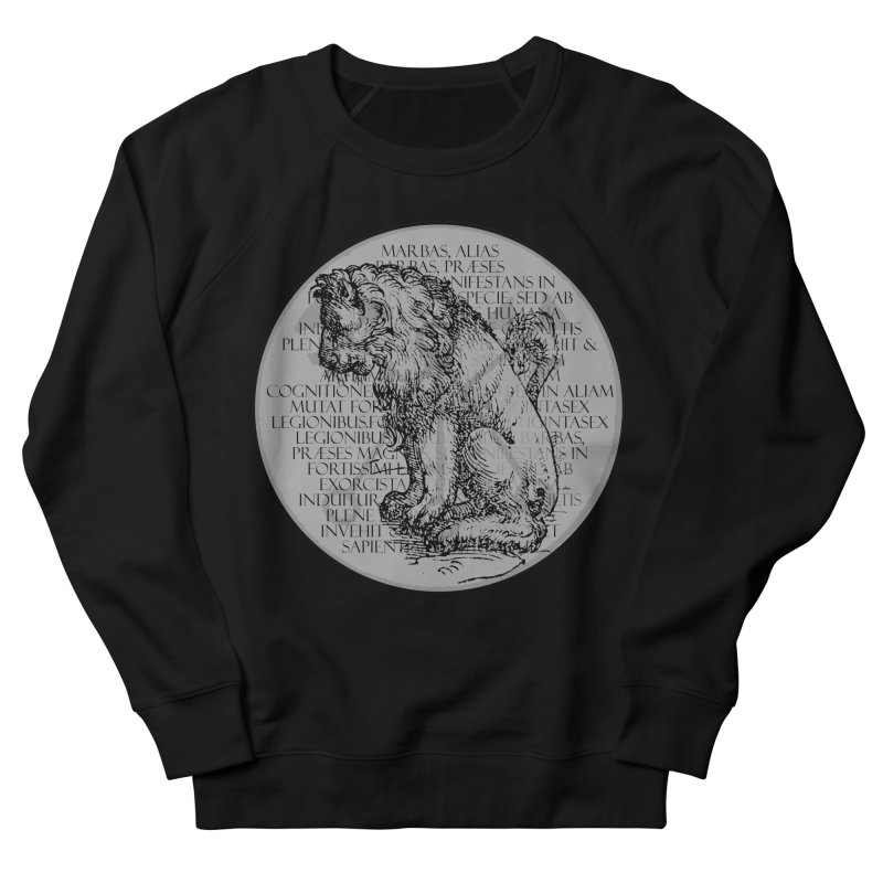 Hierarchia Inferni - Marbas Women's French Terry Sweatshirt by lostsigil's Artist Shop