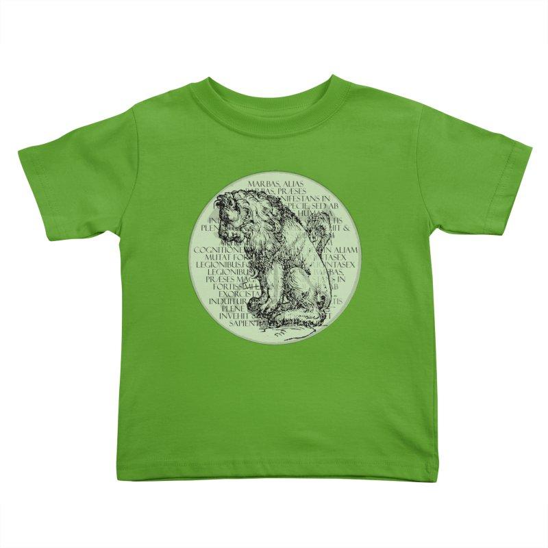 Hierarchia Inferni - Marbas Kids Toddler T-Shirt by lostsigil's Artist Shop