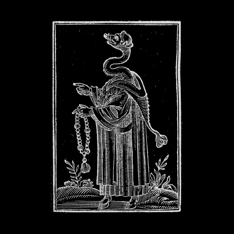 Hermetica Moderna - The Weasel Monk Dark by lostsigil's Artist Shop