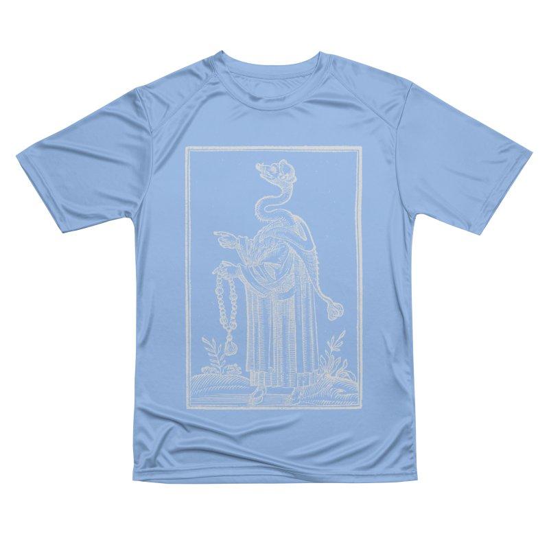 Hermetica Moderna - The Weasel Monk Dark Men's T-Shirt by lostsigil's Artist Shop