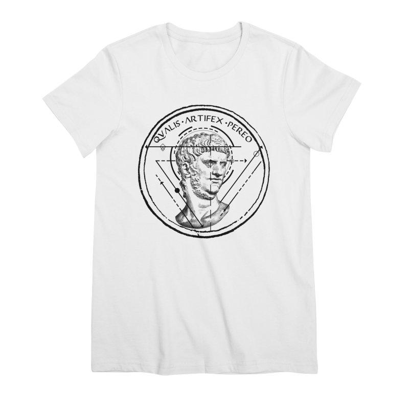 Collective unconscious - Scaenici Imperatoris Women's Premium T-Shirt by lostsigil's Artist Shop