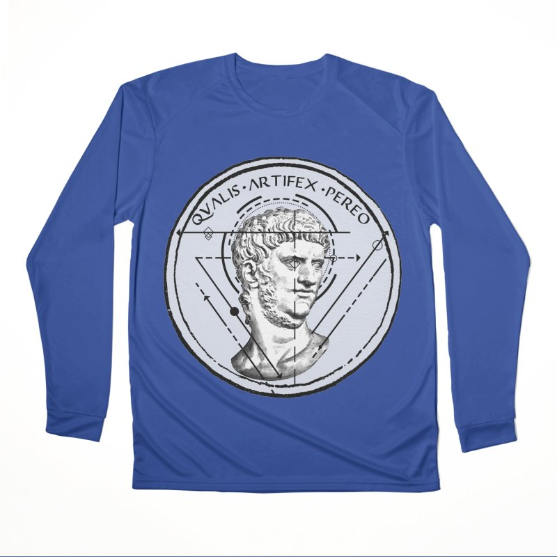 Collective unconscious - Scaenici Imperatoris Men's Performance Longsleeve T-Shirt by lostsigil's Artist Shop