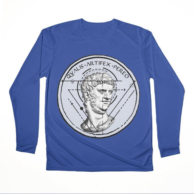 Collective unconscious - Scaenici Imperatoris Women's Performance Unisex Longsleeve T-Shirt by lostsigil's Artist Shop