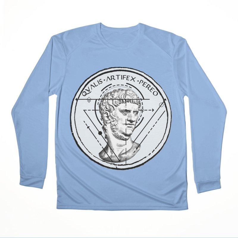 Collective unconscious - Scaenici Imperatoris Women's Longsleeve T-Shirt by lostsigil's Artist Shop