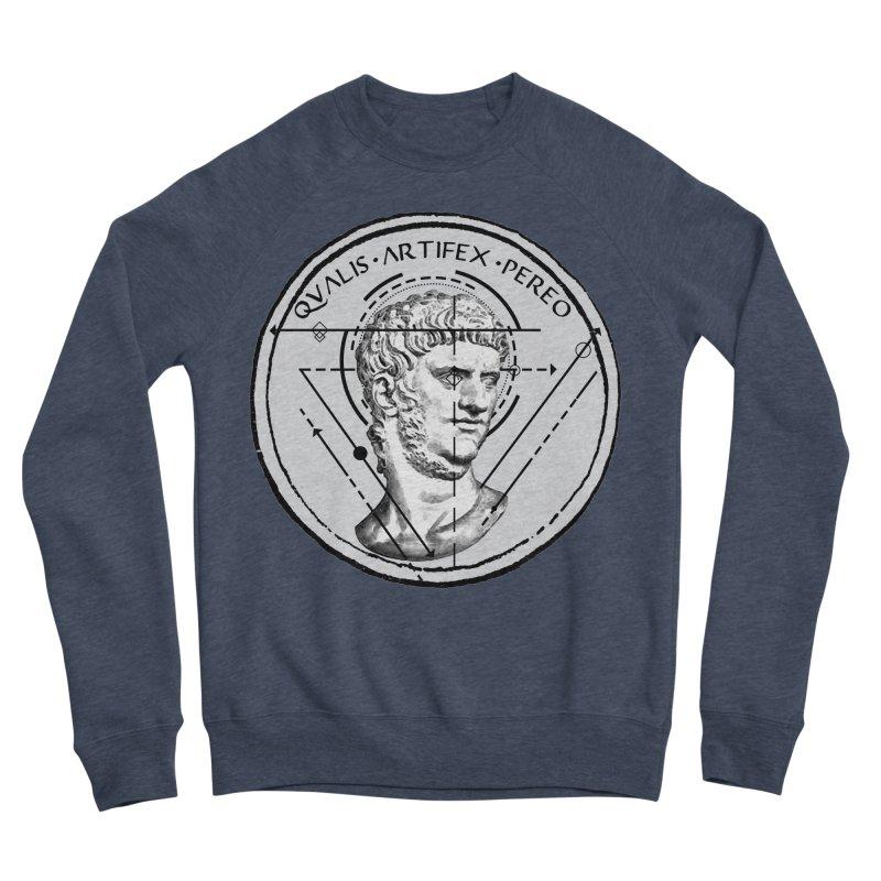 Collective unconscious - Scaenici Imperatoris Women's Sponge Fleece Sweatshirt by lostsigil's Artist Shop
