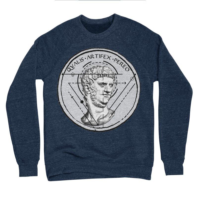 Collective unconscious - Scaenici Imperatoris Men's Sponge Fleece Sweatshirt by lostsigil's Artist Shop