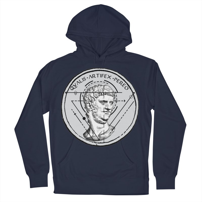 Collective unconscious - Scaenici Imperatoris Men's French Terry Pullover Hoody by lostsigil's Artist Shop