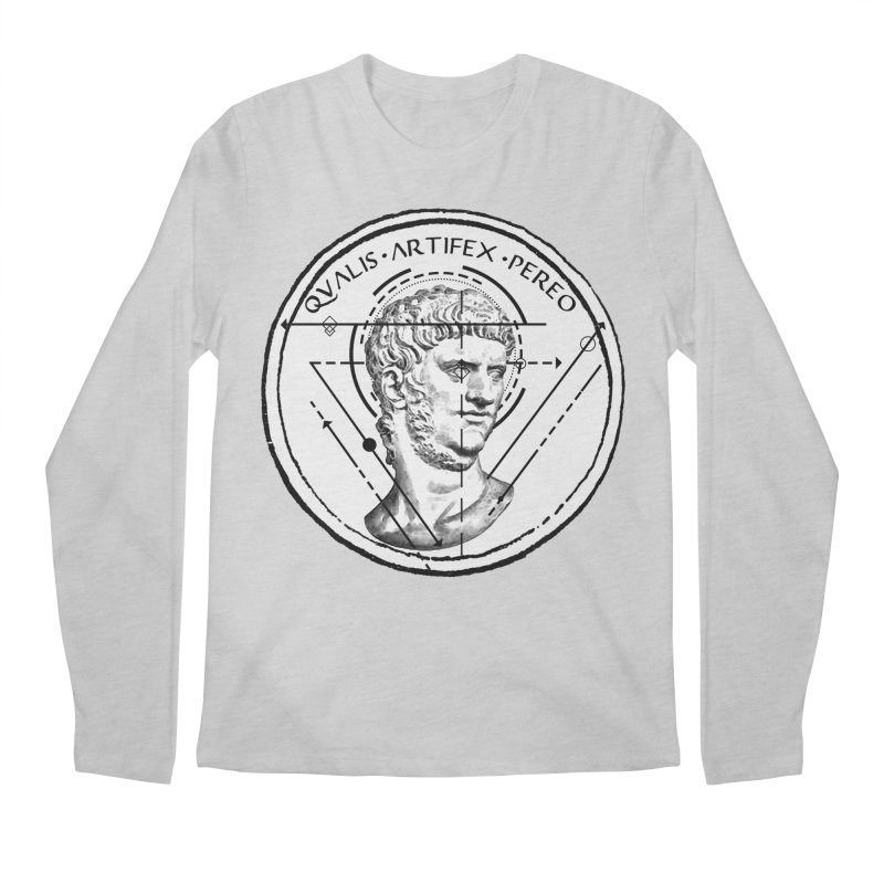 Collective unconscious - Scaenici Imperatoris Men's Regular Longsleeve T-Shirt by lostsigil's Artist Shop