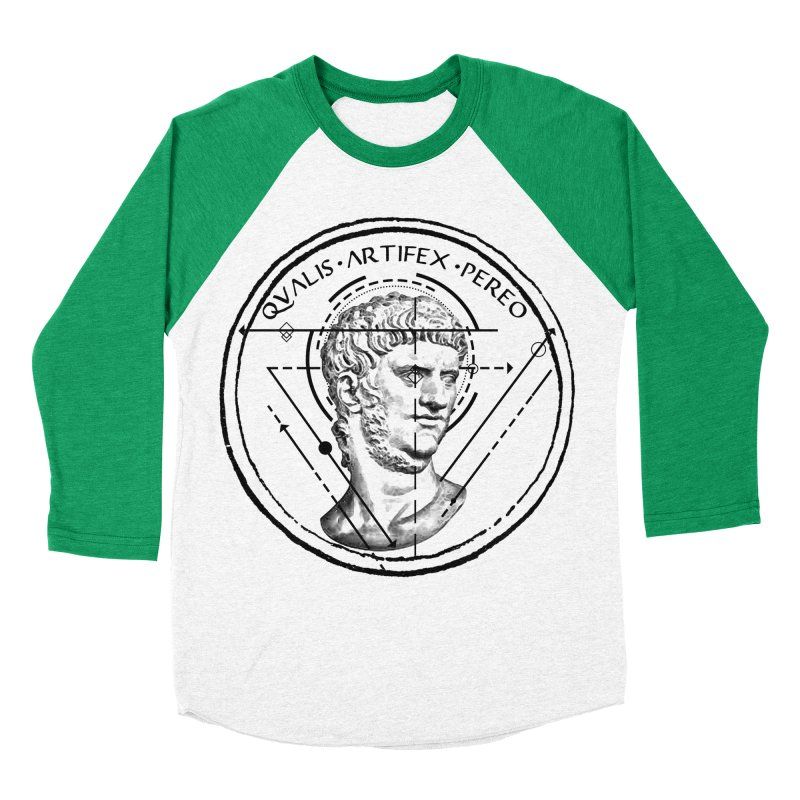 Collective unconscious - Scaenici Imperatoris Women's Baseball Triblend Longsleeve T-Shirt by lostsigil's Artist Shop