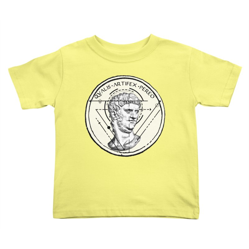 Collective unconscious - Scaenici Imperatoris Kids Toddler T-Shirt by lostsigil's Artist Shop
