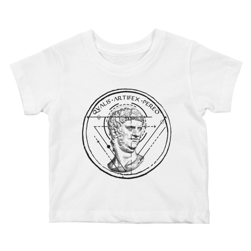 Collective unconscious - Scaenici Imperatoris Kids Baby T-Shirt by lostsigil's Artist Shop