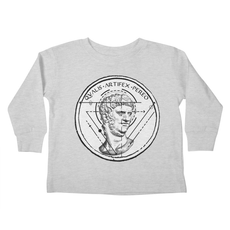 Collective unconscious - Scaenici Imperatoris Kids Toddler Longsleeve T-Shirt by lostsigil's Artist Shop