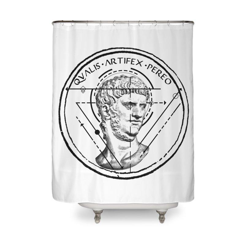 Collective unconscious - Scaenici Imperatoris Home Shower Curtain by lostsigil's Artist Shop