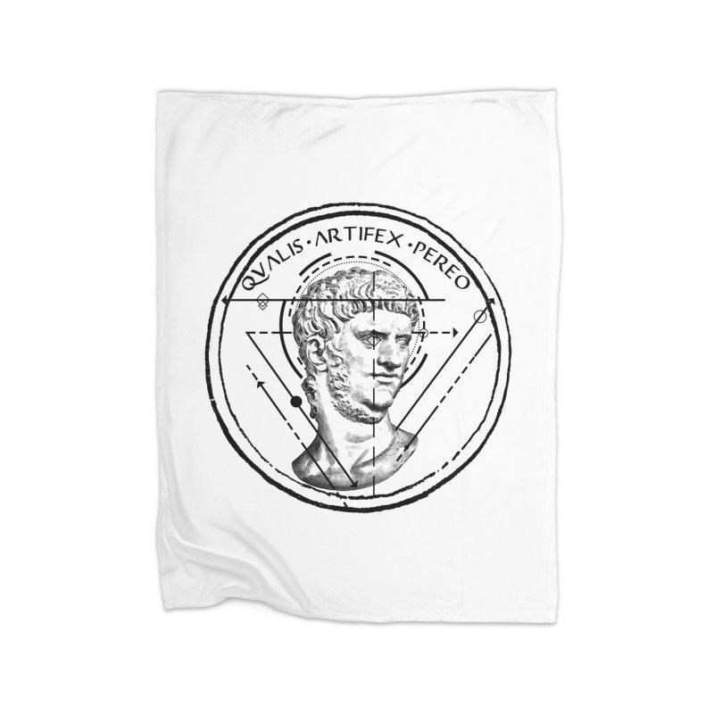 Collective unconscious - Scaenici Imperatoris Home Fleece Blanket Blanket by lostsigil's Artist Shop