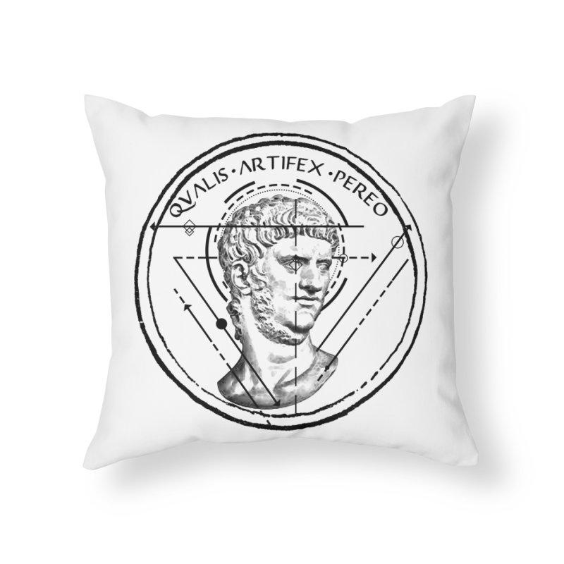 Collective unconscious - Scaenici Imperatoris Home Throw Pillow by lostsigil's Artist Shop