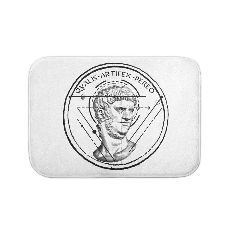 Collective unconscious - Scaenici Imperatoris Home Bath Mat by lostsigil's Artist Shop