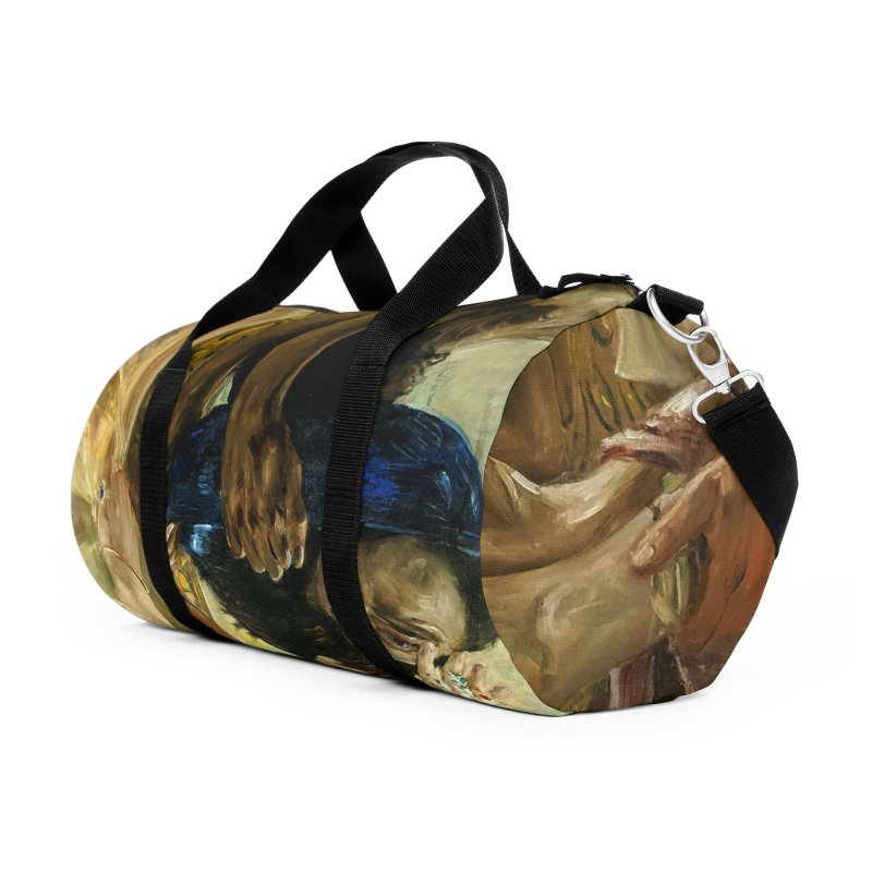 Vivid Retro - The Passion of Salome Accessories Duffel Bag Bag by lostsigil's Artist Shop