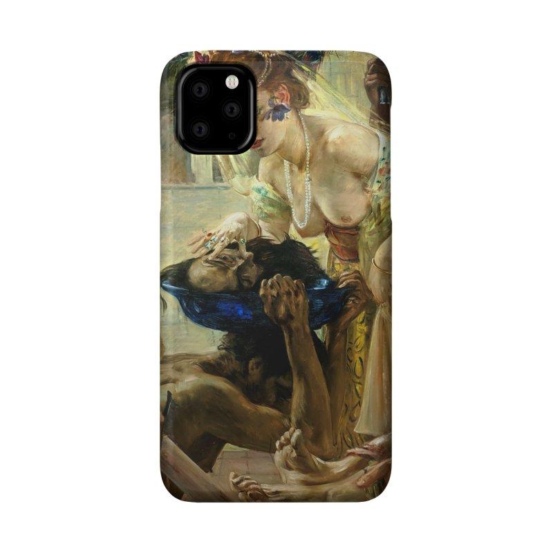Vivid Retro - The Passion of Salome Accessories Phone Case by lostsigil's Artist Shop