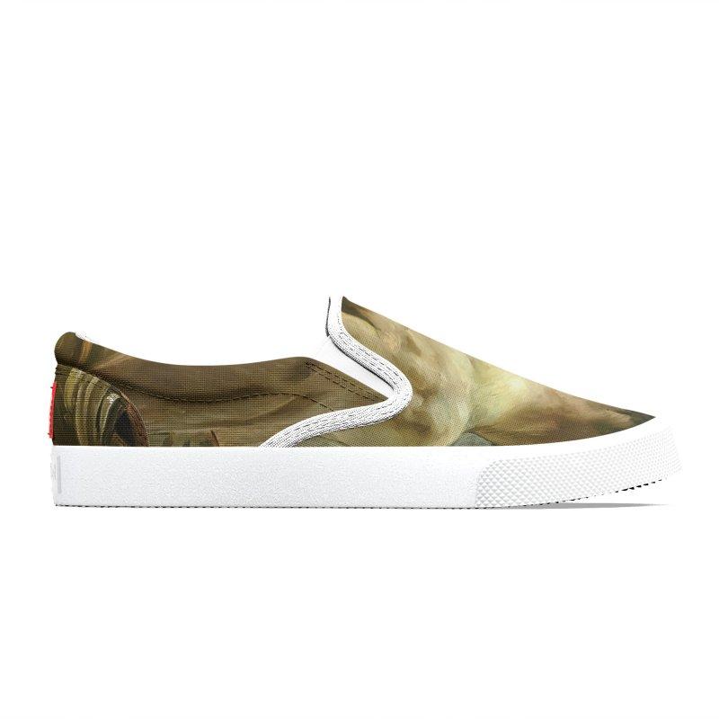 Vivid Retro - The Passion of Salome Women's Shoes by lostsigil's Artist Shop