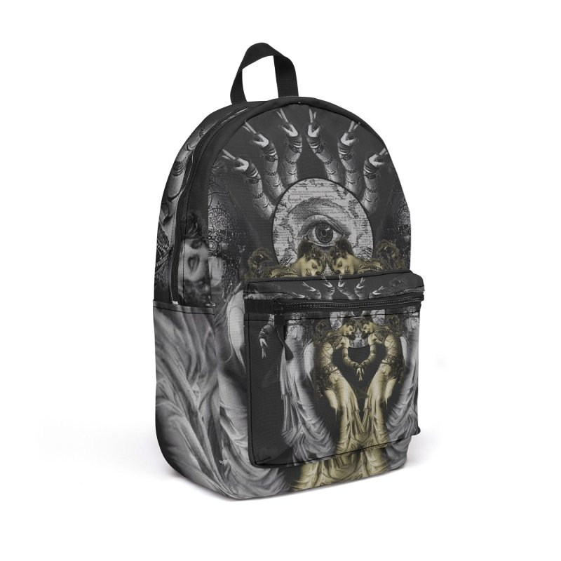 The Occult Dance Accessories Backpack Bag by lostsigil's Artist Shop