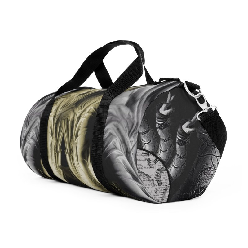 The Occult Dance Accessories Duffel Bag Bag by lostsigil's Artist Shop