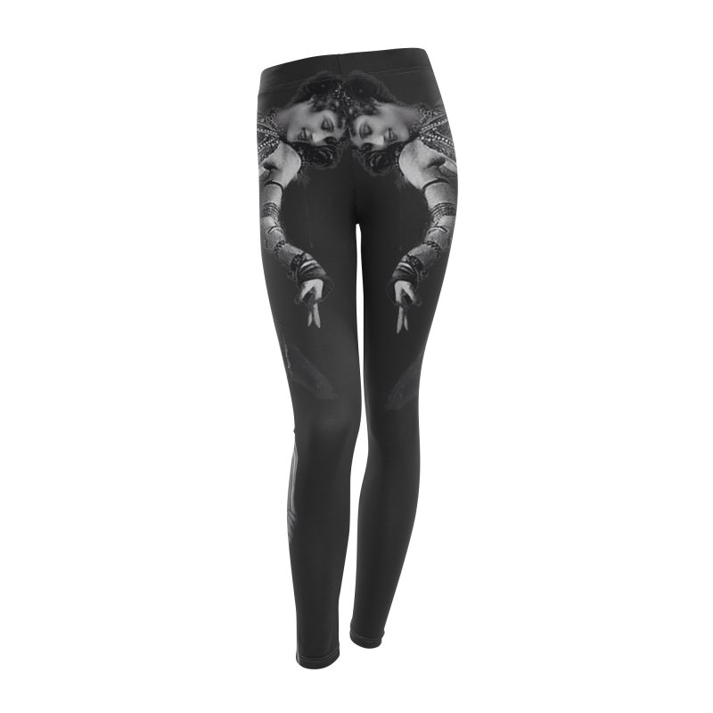 The Occult Dance Women's Leggings Bottoms by lostsigil's Artist Shop