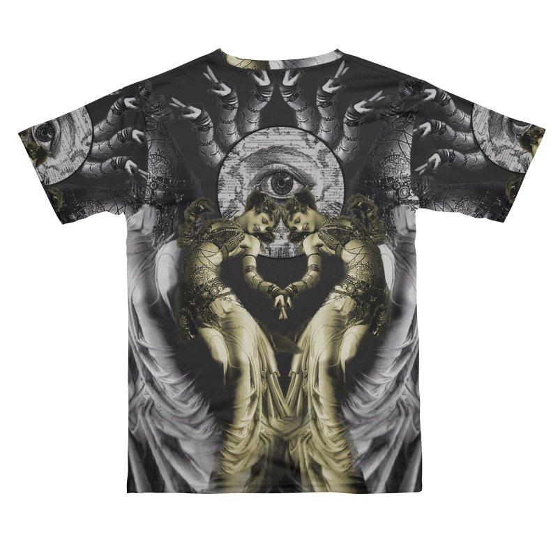The Occult Dance Men's Cut & Sew by lostsigil's Artist Shop