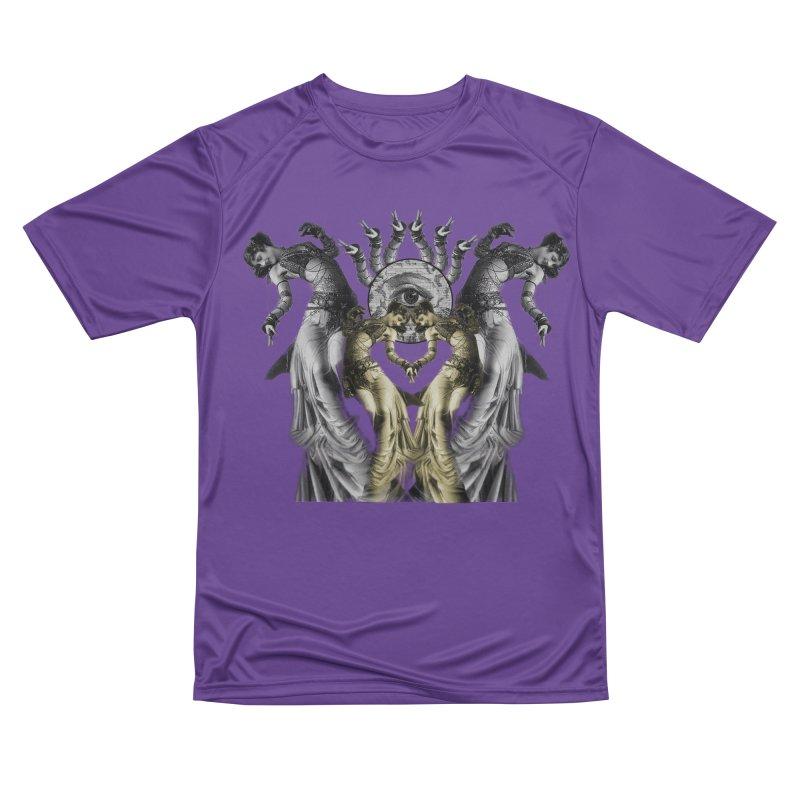 The Occult Dance Women's Performance Unisex T-Shirt by lostsigil's Artist Shop