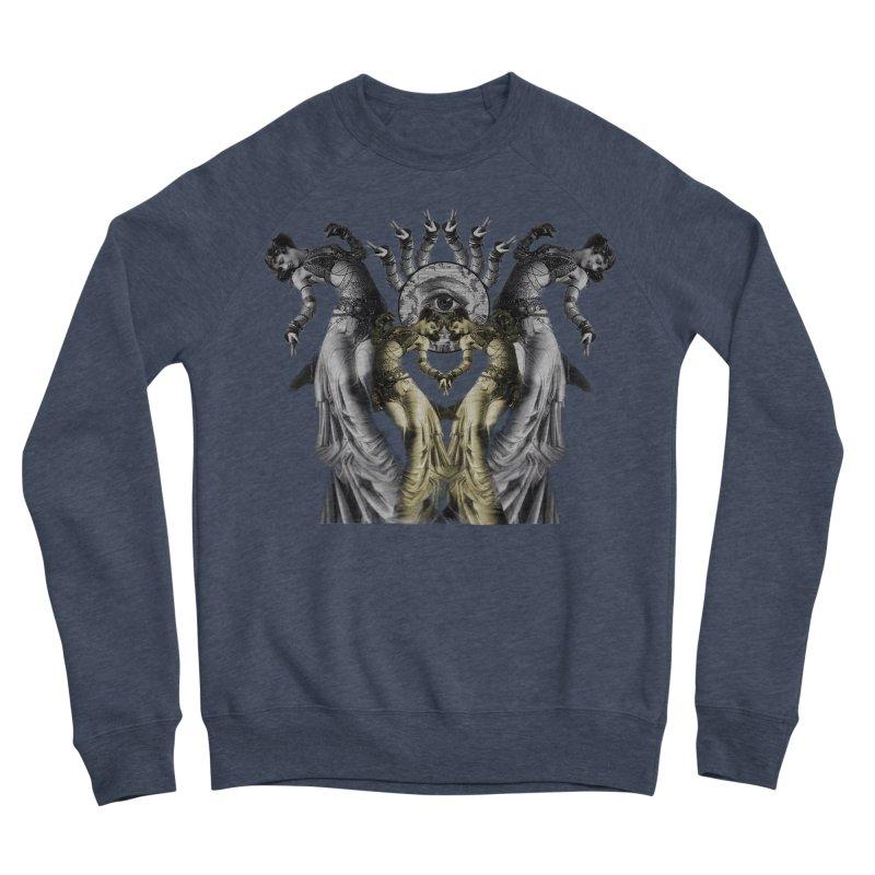 The Occult Dance Women's Sponge Fleece Sweatshirt by lostsigil's Artist Shop