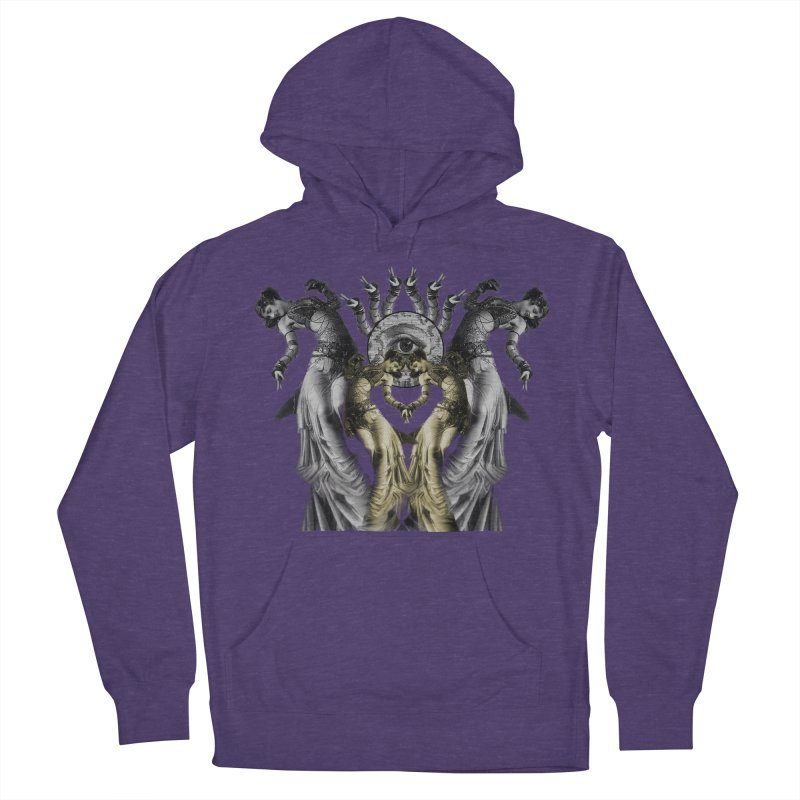 The Occult Dance Women's French Terry Pullover Hoody by lostsigil's Artist Shop