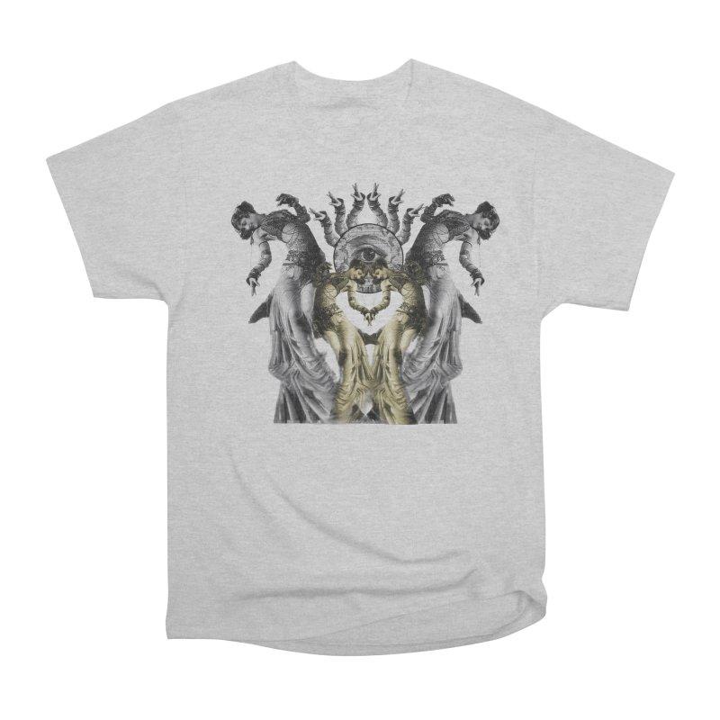 The Occult Dance Men's Heavyweight T-Shirt by lostsigil's Artist Shop