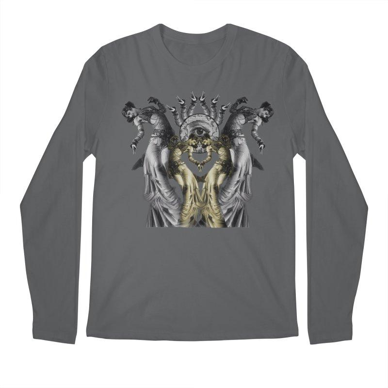The Occult Dance Men's Longsleeve T-Shirt by lostsigil's Artist Shop