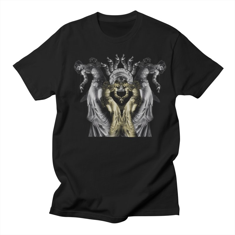 The Occult Dance Men's T-Shirt by lostsigil's Artist Shop