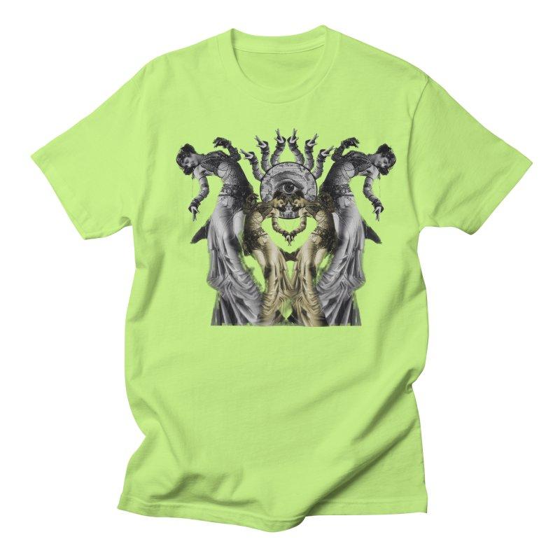 The Occult Dance Men's T-Shirt by lostsigil's Artist Shop