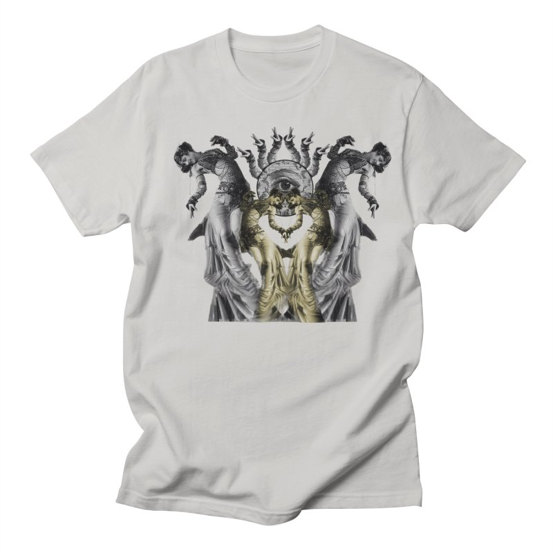The Occult Dance Men's Regular T-Shirt by lostsigil's Artist Shop