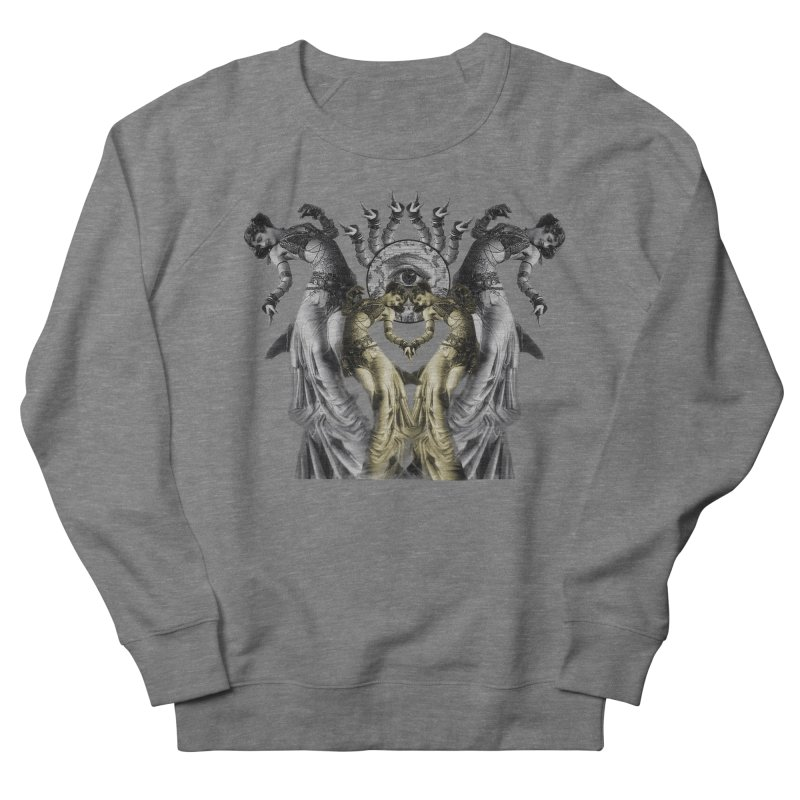 The Occult Dance Men's French Terry Sweatshirt by lostsigil's Artist Shop