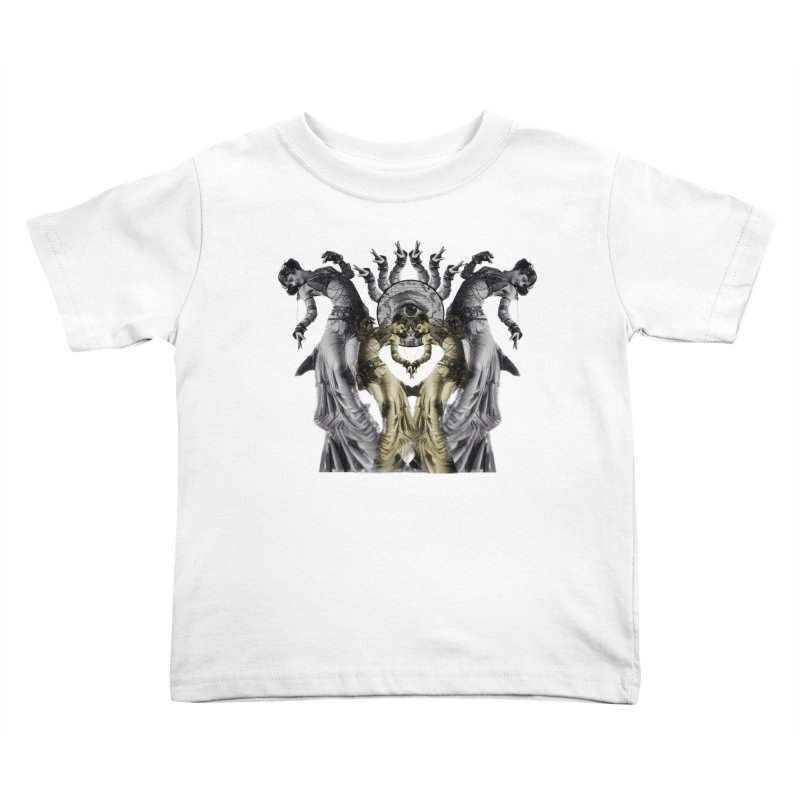 The Occult Dance Kids Toddler T-Shirt by lostsigil's Artist Shop