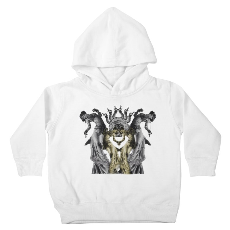 The Occult Dance Kids Toddler Pullover Hoody by lostsigil's Artist Shop